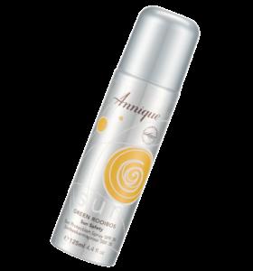 Sun-Safety-sun-screen-spray-spf30 Annique rooibos, Green rooibos extract